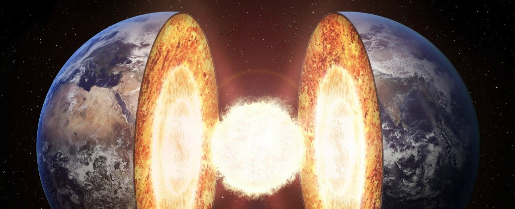 Scientists Think They've Uncovered The 'Missing Element' Inside Earth's Core