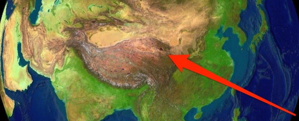 Here's What 4 Million Solar Panels in China Look Like From Space