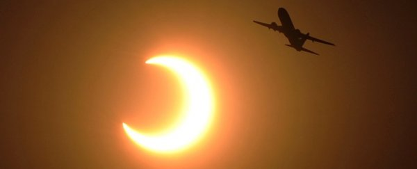 Hardcore eclipse chasers spend big money to watch the totality longer than everybody else