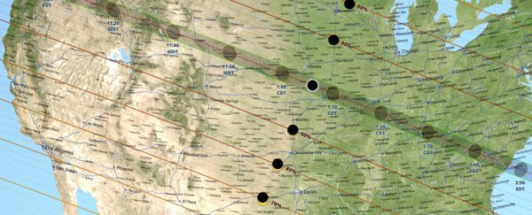 If you can't make this solar eclipse, here's when your next chance will be