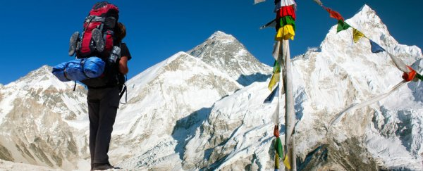 There's Way Too Much Human Faeces on Mount Everest, Experts Have Warned
