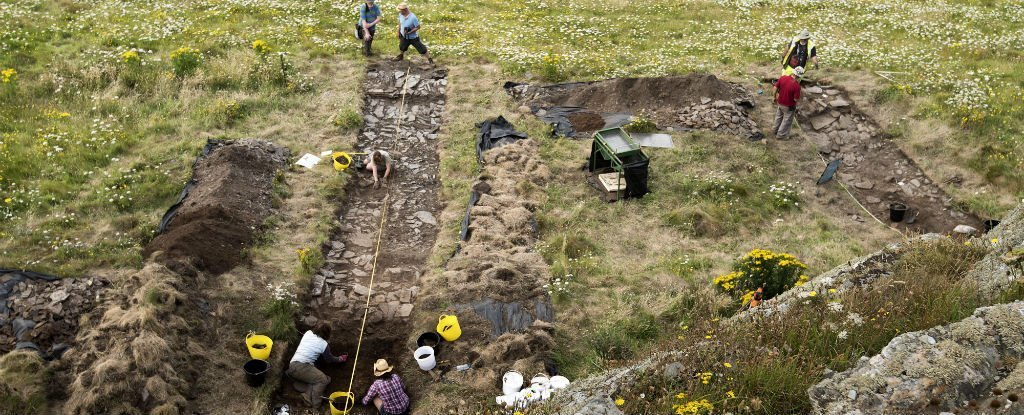 Archaeologists Have Uncovered a Massive Palace at The Legendary Birthplace of King Arthur