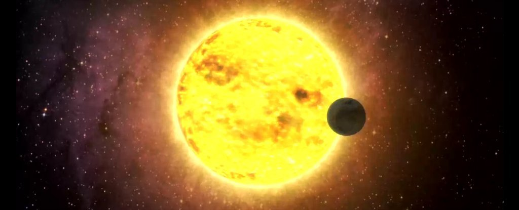 """NASA's announcing a big discovery """"beyond our Solar System ..."""