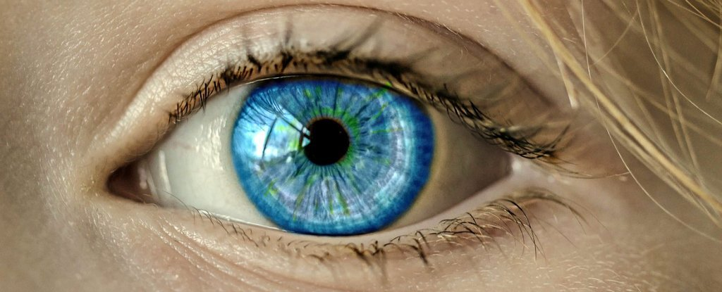 This Is The Fascinating Way Blue Eyes Get Their Colour