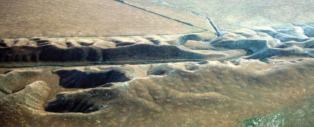 A SECOND Fault Line Running Parallel to San Andreas Has Just Been Identified