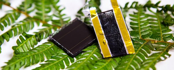 This new graphene-based electrode could boost solar storage by 3,000%