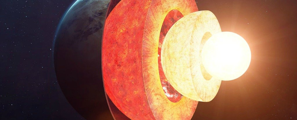 A Giant U0027lava Lampu0027 Inside Earth Could Be Flipping The Planetu0027s Magnetic  Field