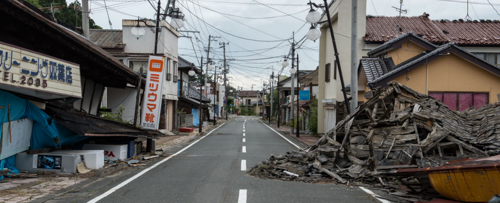 New Photo Series Show What Fukushima Looks Like 4 Years After The Meltdown