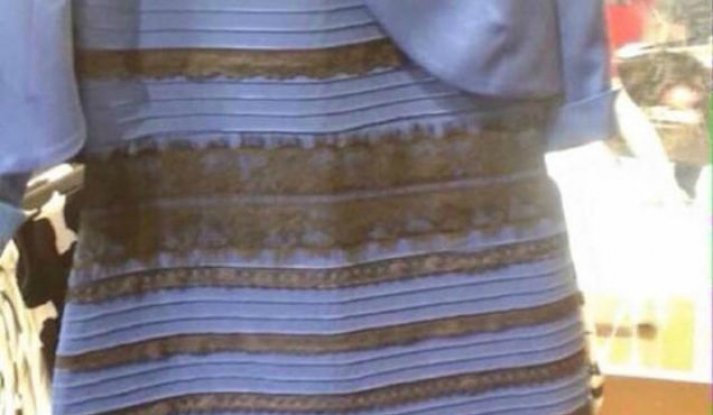 Here's The Science Behind That Goddamn Dress
