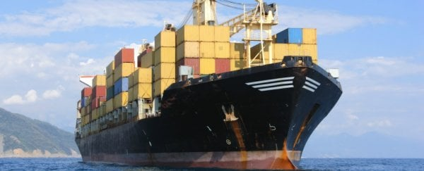 Here's how to improve the massive environmental footprint of commercial shipping