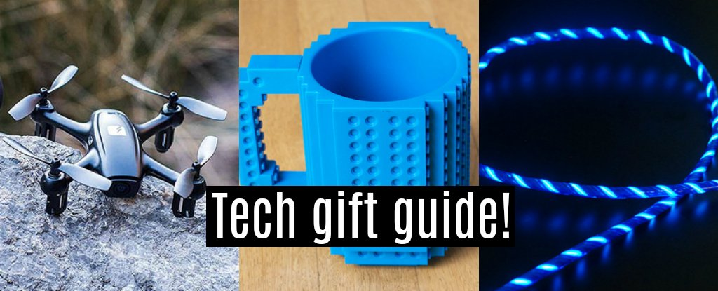 ScienceAlert Deals: These 10 Tech Gifts Are All on Sale For Christmas