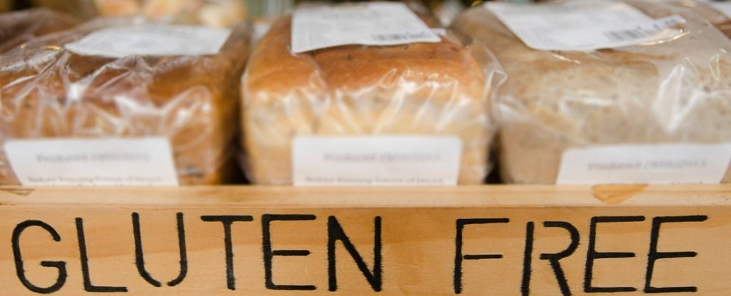 Nearly a million people that don't have coeliac disease are going gluten-free