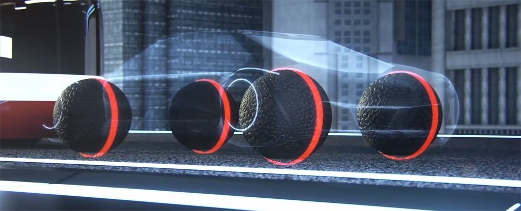 Watch Goodyear Unveils The Future Of Tyres With