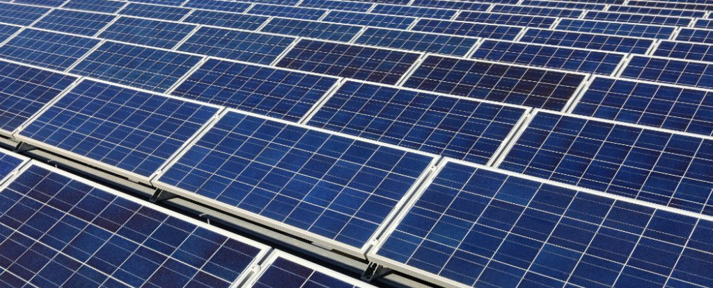 This New Green Antenna Could Double Solar Panel Efficiency