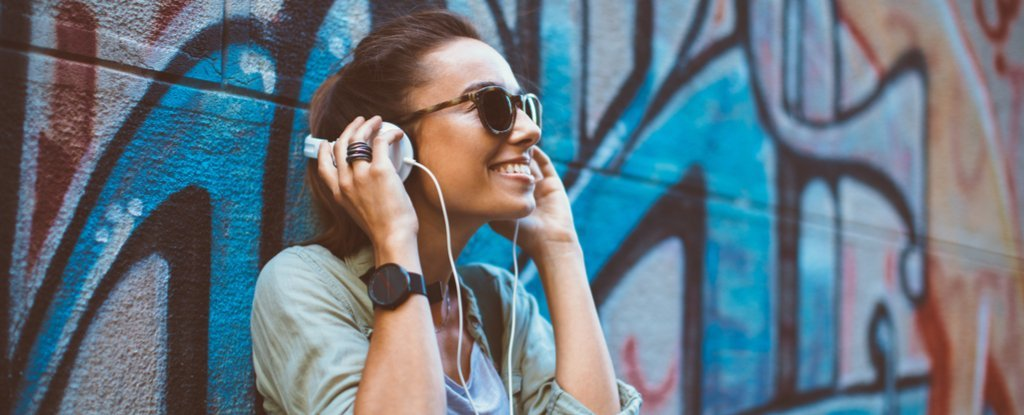 There's a Biological Reason Why Some People Get Chills When They Listen to Music