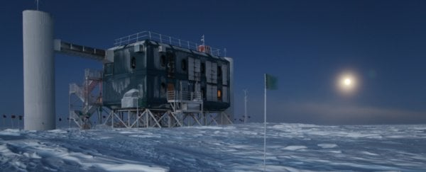 South Pole observatory could solve the mystery of all those fast radio bursts