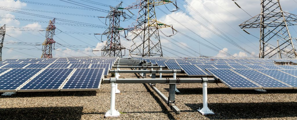 World S Largest Solar Power Station Planned For India