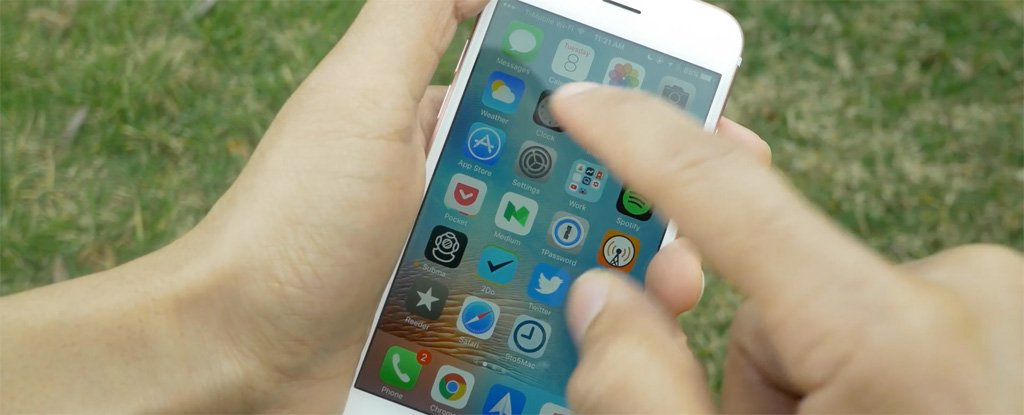 WATCH: Disabling IPhone Animations Can Actually Speed Up Your Device
