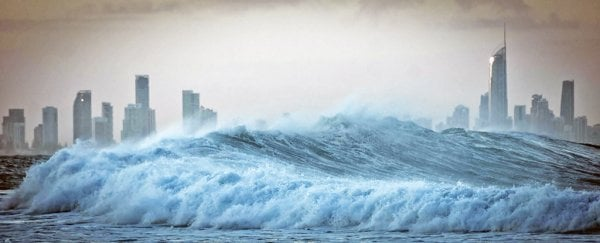 what is the difference between a tsunami and a tidal wave