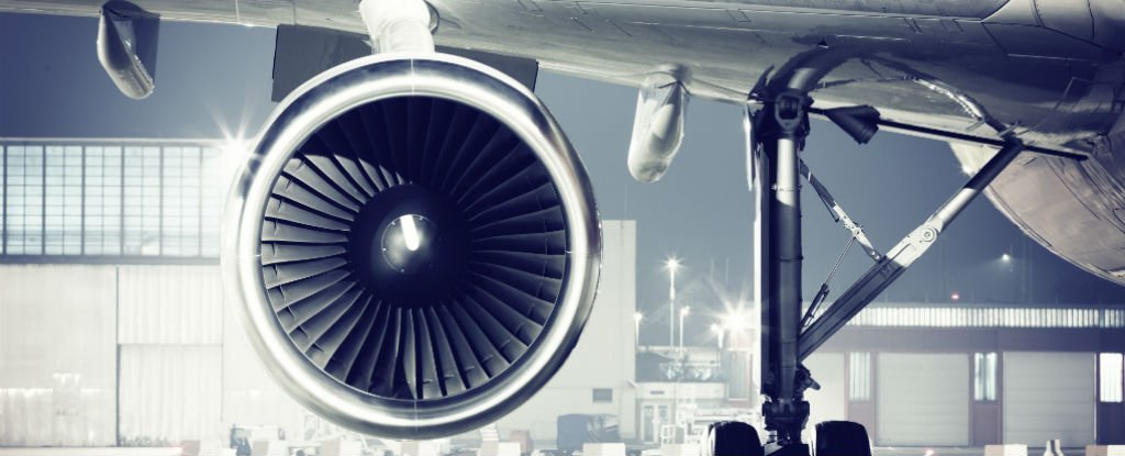 Boeing Just Patented a System to Get Electricity From The Roar of a Jet Engine