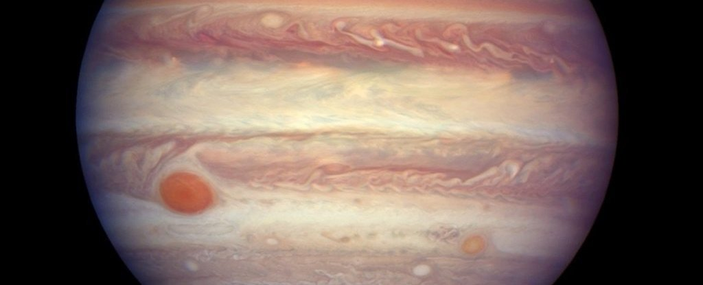 Jupiter Has Been Declared The Most Ancient Planet in The Solar System