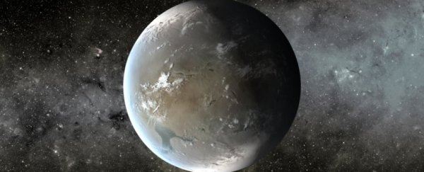 This planet could support life... and it's only 1,200 light-years away