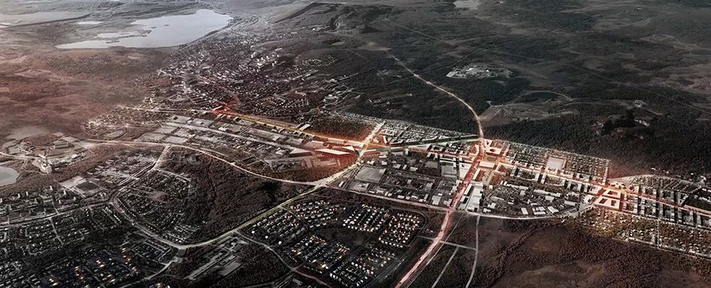 Sweden Is Relocating an Entire City to Stop It Sinking Into The Ground