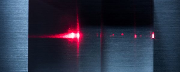 Researchers just shattered the record for the shortest-ever pulse of light