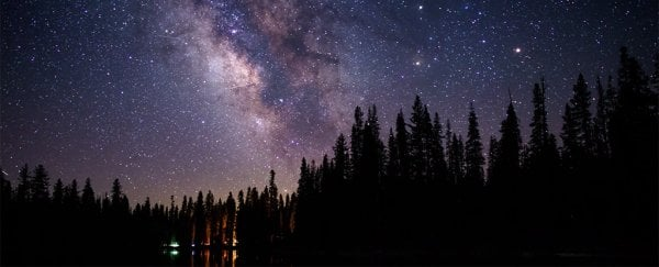 This Awesome Video Shows How Different The Night Sky Looks Without ...