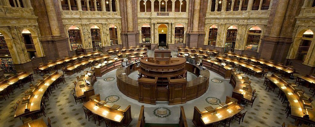 The US Library of Congress Just Put 25 Million Records Online, Free of Charge