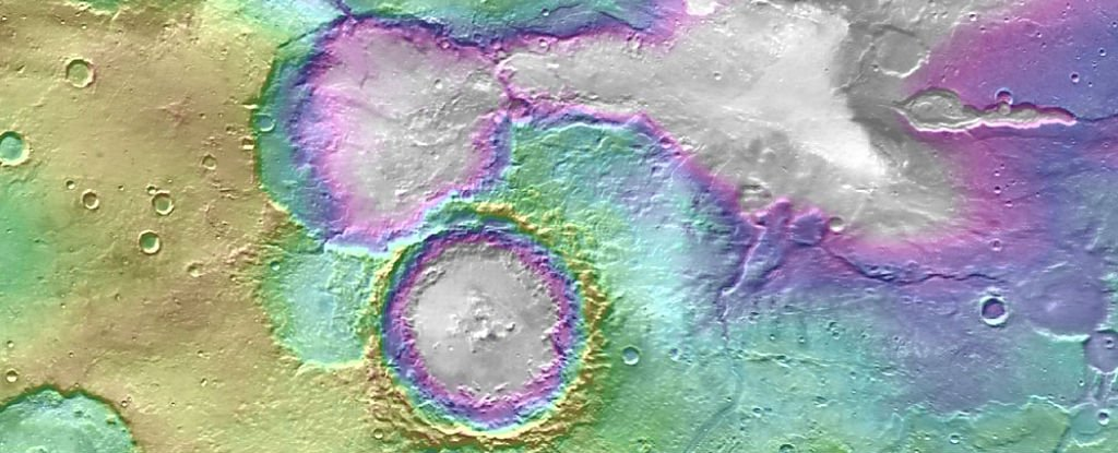 Mars Had Liquid Water a Billion Years Longer Than We Even Thought Possible