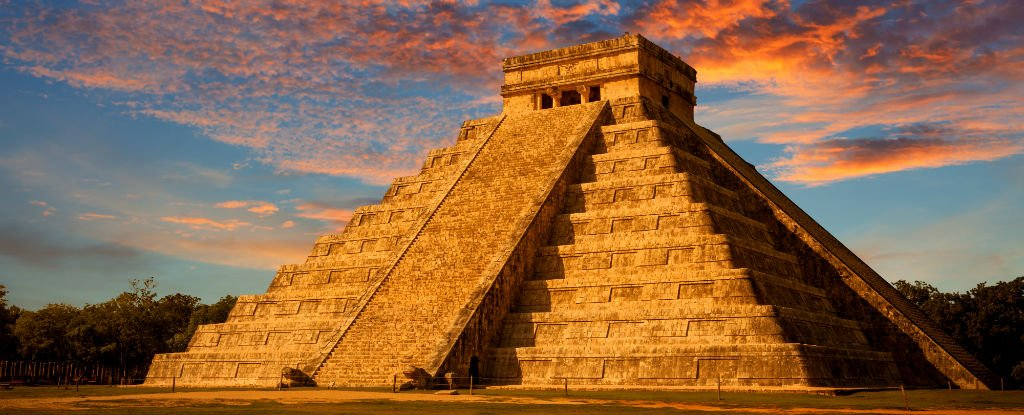 A second secret pyramid has been found hiding inside this massive ...