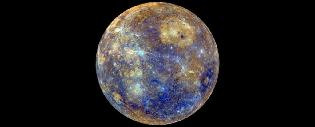planet mercury surface gravity - photo #15
