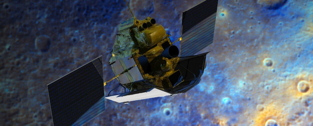 Messenger Spacecraft Detects 4-Billion-Year-Old Magnetic ...
