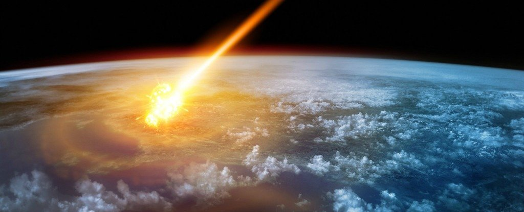 Dinosaurs might have survived if the asteroid had hit ...
