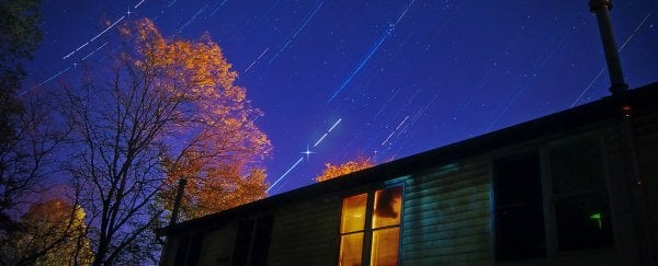 The Orionids meteor shower is about to hit its peak - here's how to watch