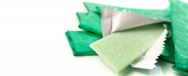 Chewing Sugar-Free Gum Removes as Much Oral Bacteria as Flossing