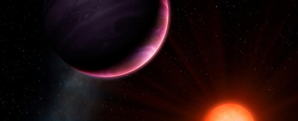 This Monster Planet With a Tiny Star Poses a Planetary Formation Puzzle