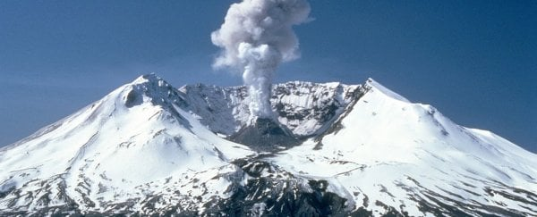 Nearly 40 years after Mount St. Helens' deadly eruption, it's 'recharging'