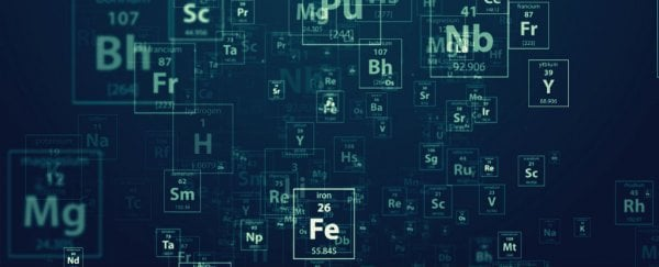 A Scientist Is Turning Every Element in The Periodic Table