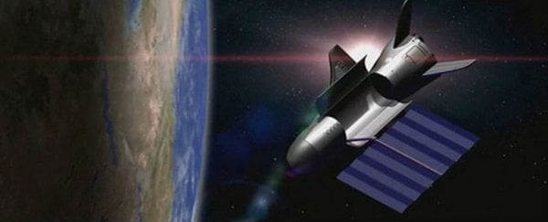 A mystery space plane just broke an orbital record - and we STILL don't know why it's there