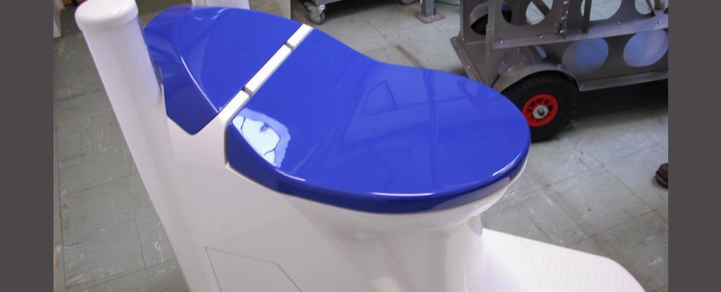 This New Waterless Toilet Can Turn Human Waste Into Power