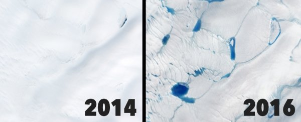 These unsettling images from NASA show just how fast Earth is changing