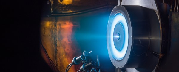 NASA just announced it's building an electric propulsion system to take us into deep space