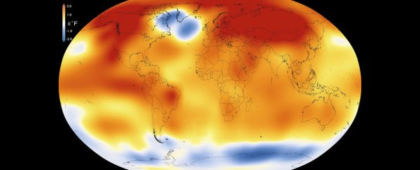2015 was officially the hottest year on record, and 2016 could be even hotter