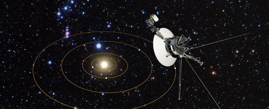 NASA Just Communicated With Our Only Spacecraft Outside The Solar System