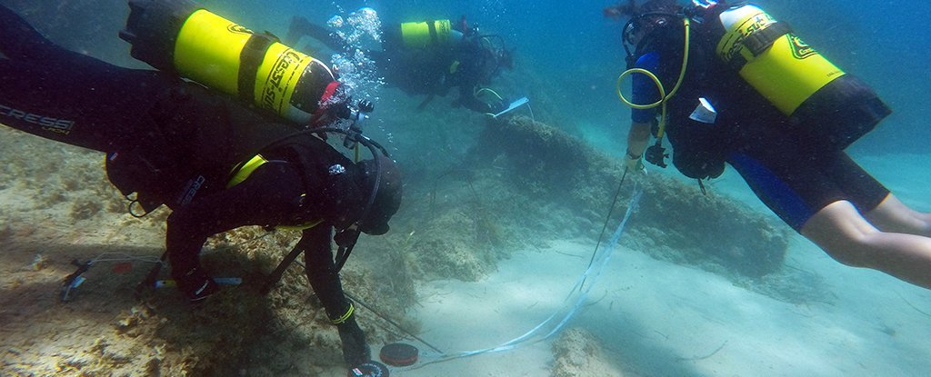 A Lost Underwater City Has Been Found 1,700 Years After a Tsunami Sank It