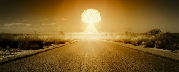 Here's how even a minor nuclear war could affect our planet's environment