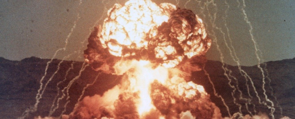 The US Just Declassified Dozens of Nuclear Weapons Explosions And Put Them on YouTube