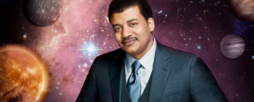 The 8 Books Neil DeGrasse Tyson Thinks Everyone Should Read